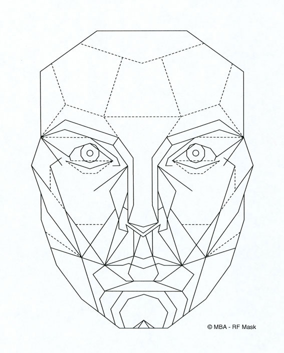 Repose Frontal Mask Application