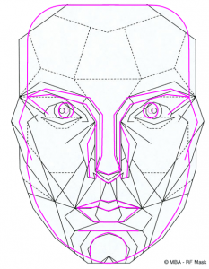 intmath.com beauty mask app overlay on vertical